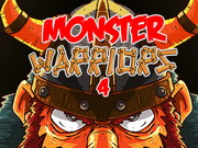 Play Monster Warriors 4 game