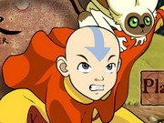 Play Avatar The Last Air Bender Battle game