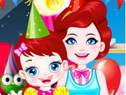 Play Baby Lulu Birthday game