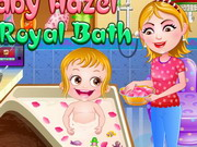 Play Baby Hazel Royal Bath game