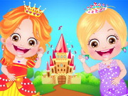 Baby Hazel Princess Dressup Game