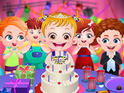 Play Baby Hazel Birthday Party game