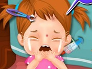 Play Naughty Baby Doctor game