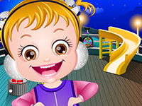Play Baby Hazel NewYear Bash game