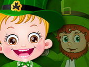 Play Baby Hazel St Patricks Day game