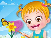 Play Baby Hazel Spring Time game
