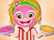 Play Baby Hazel Spa Makeover game
