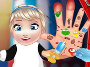 Play Baby Hand Doctor game