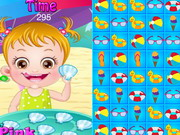 Play Baby Hazel Match It game