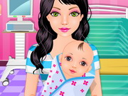 Play Pregnant Mom Doctor game