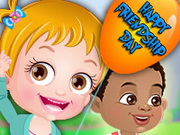 Play Baby Hazel Friendship Day game