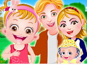 Play Baby Hazel Family Picnic game