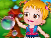 Play Baby Hazel Tree House game