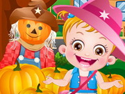 Play Baby Hazel Harvest Festival game