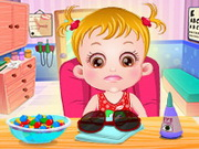 Play Baby Hazel Eye Care game