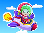 Play Baby Hazel Pilot Dressup game