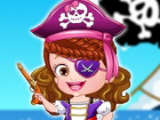 Play Baby Hazel Pirates Dressup game