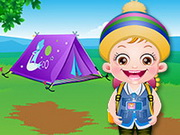 Play Baby Hazel Summer Camp game