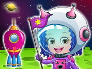Play Baby Hazel Astronaut Dressup game