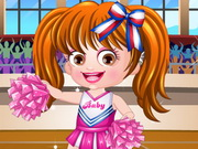 Play Baby Hazel Cheerleader Dressup game