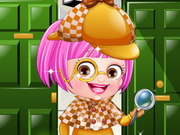 Play Baby Hazel Detective Dressup game