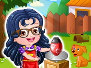 Play Baby Hazel Potter Dressup game