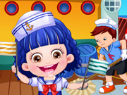 Play Baby Hazel Sailor Dressup game