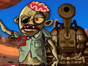 Play Zombie Tank game