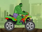 Play Hulk Atv game