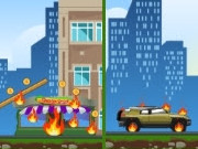 Play Illegal Drive: City On Fire game
