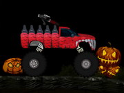 Play Monster Truck Halloween Hunt game