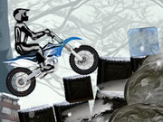 Play Winter Bike Challenge game