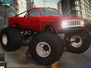 Play Madness On 4 Wheels game