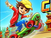 Play Crazy Skater game