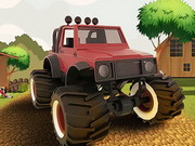 Truck Farm Frenzy Game