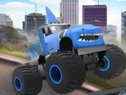 Monster Truck Beast Within Game