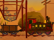Play Train Steam Western game