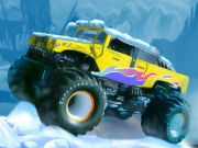 Monster Truck Trip Seasons: Winter Game