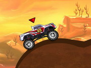 Monster Hill Ride Game