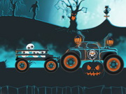Halloween Monster Transporter Game