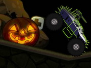 Halloween Truck Shooter Game