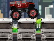 Play Monster Truck Intervention Squad game