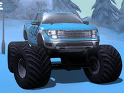 Play Extreme Winter 4x4 Rally game