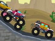 Play Monster Truck Sprint game