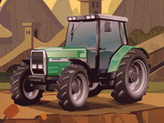 Play China Tractor Racing game