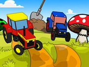 Play RC Tractor Kids Racing game