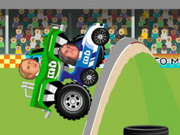 Play Sports Heads Racing game
