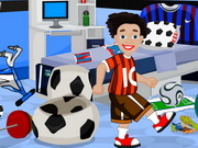 Play Football Fan Room Decor game