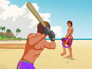 Play Beach Baseball game