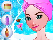 Play Elsa Frozen Ball Makeover game